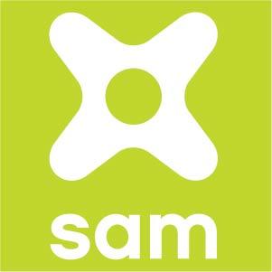 SAM V logo 300px